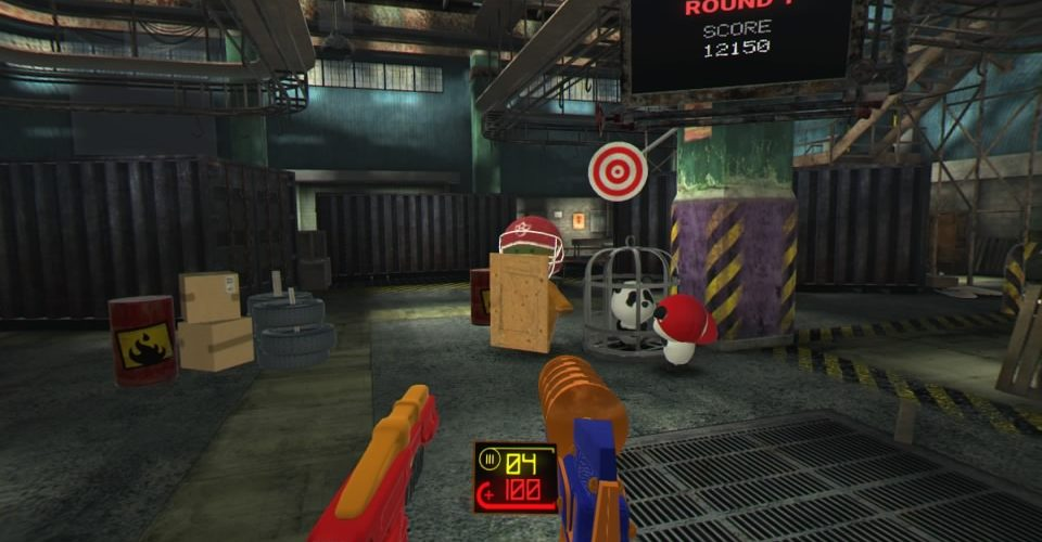 Image result for sneaky bears playstation vr