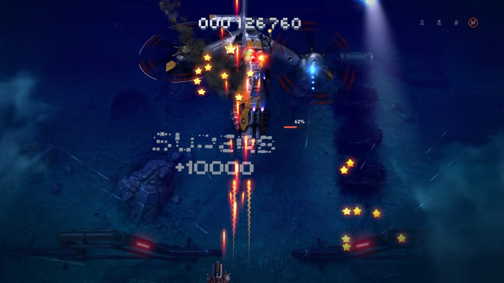 Sky Force Reloaded - PS4 Review - PlayStation Country