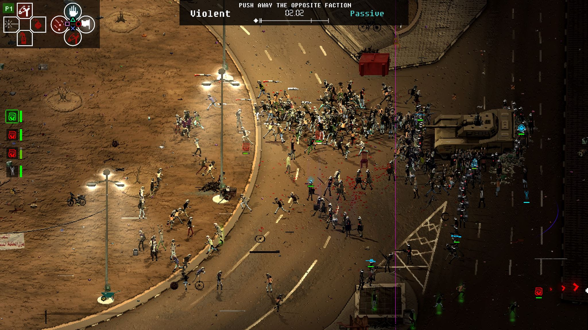 Riot: Civil Unrest - PS4 Review - PlayStation Country