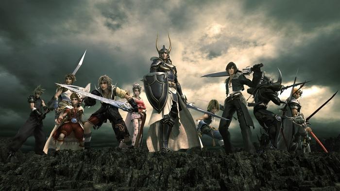 Dissidia Final Fantasy NT nuovi video