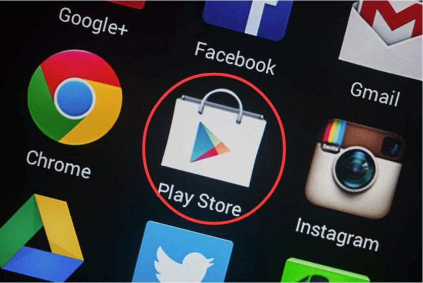 How To Open Play Store App