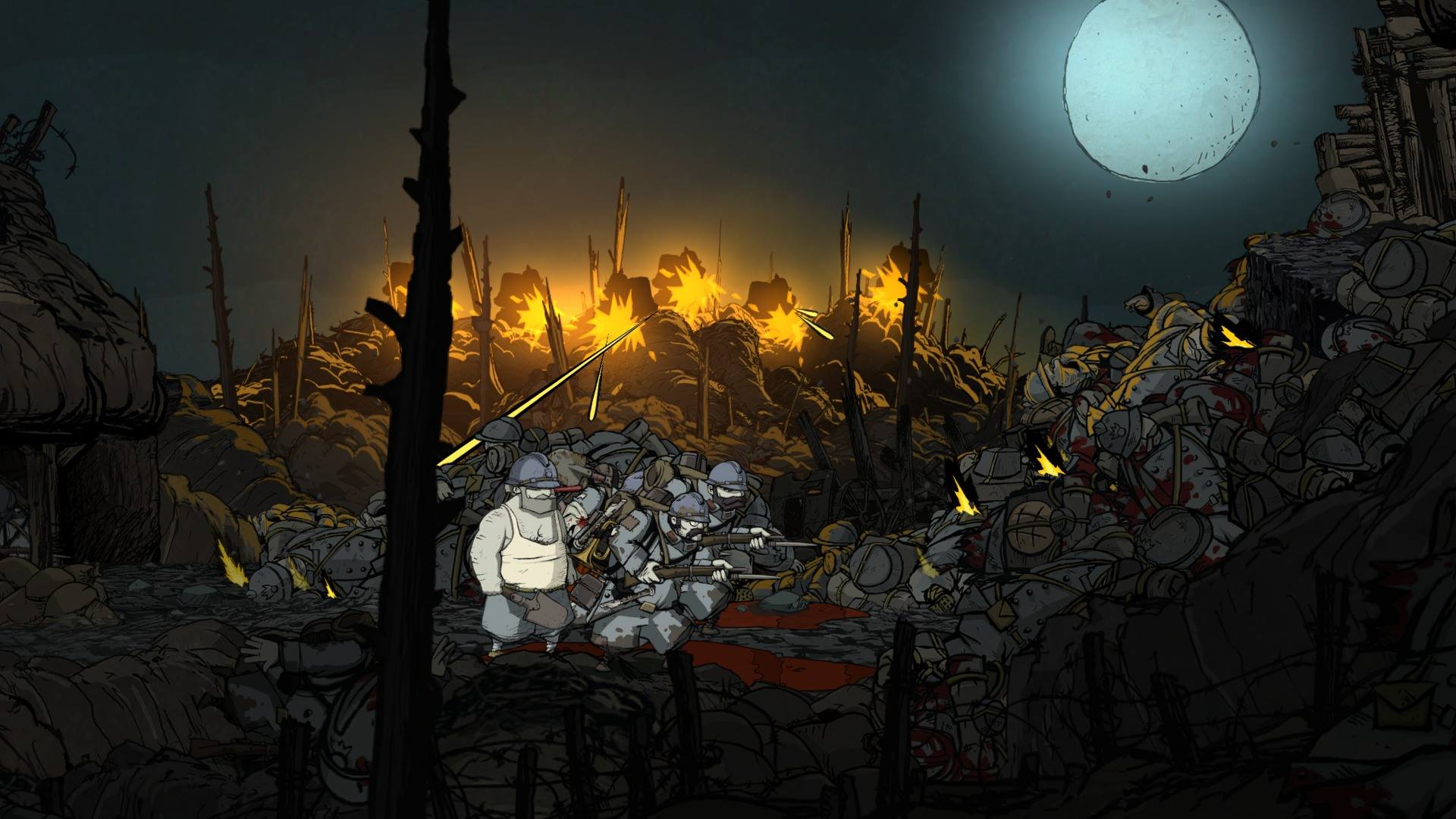 1920x1080 Wallpaper Quote Valiant Hearts The Problem And Solution Of Historical