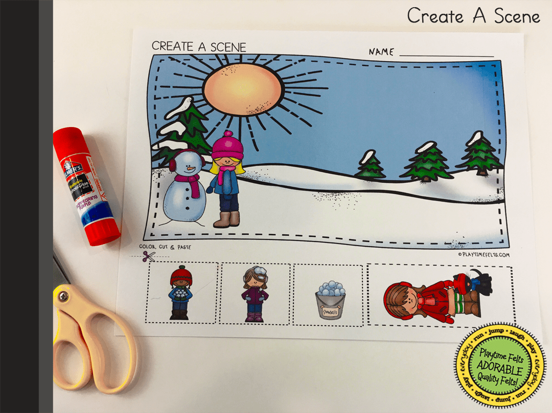 33 Winter Theme Activities For Preschoolers And Kindergarten