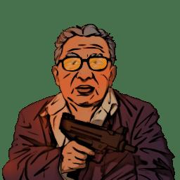 Resentful Criminal