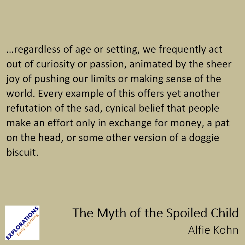 The Myth Of The Spoiled Child Quote 01755 Playvolution Hq