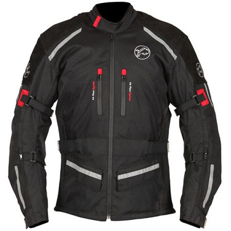 Buffalo Horizon Motorcycle Jacket Black