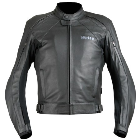 Weise Hydra Leather Motorcycle Jacket