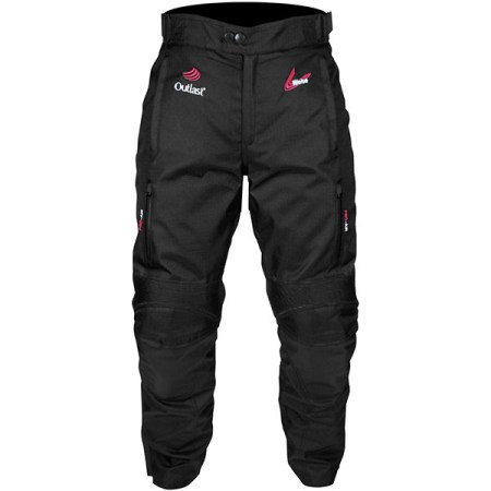 Weise Outlast Memphis Motorcycle Trousers Black