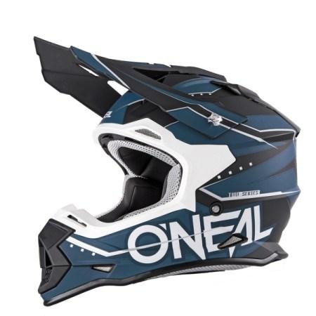 Oneal 2 Series RL Slingshot Motocross Helmet Blue