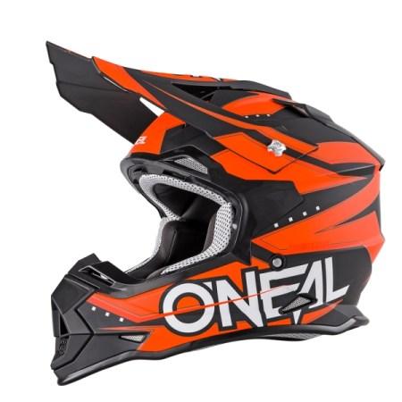 Oneal 2 Series RL Slingshot Motocross Helmet Orange