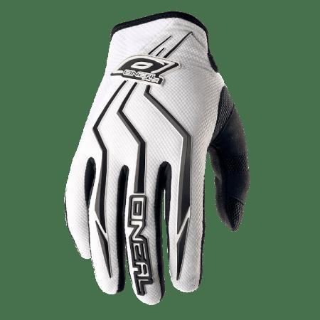 ONeal Element Motocross Gloves - White