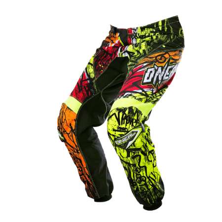 ONeal Element Vandal Motocross Pants Black
