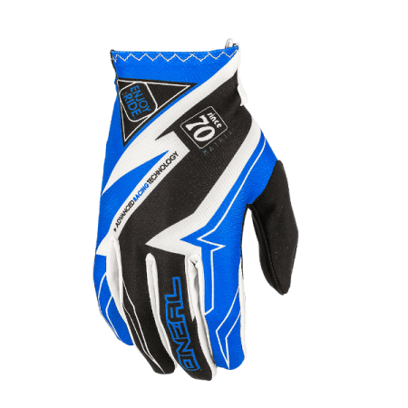 ONeal Matrix Racewear Motocross Gloves - Blue