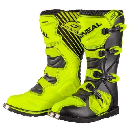 ONeal Rider EU Motocross Boots - Yellow