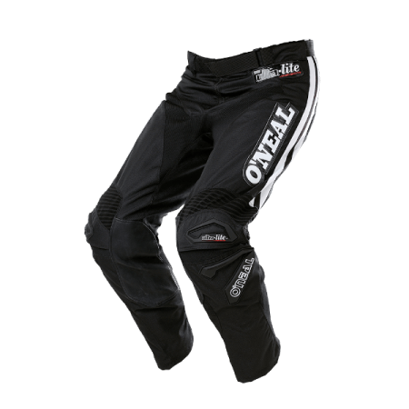 ONeal Ultra Lite 75 Motocross Pants - Black