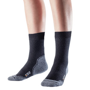 EDZ Merino Wool Boot Socks Short Length