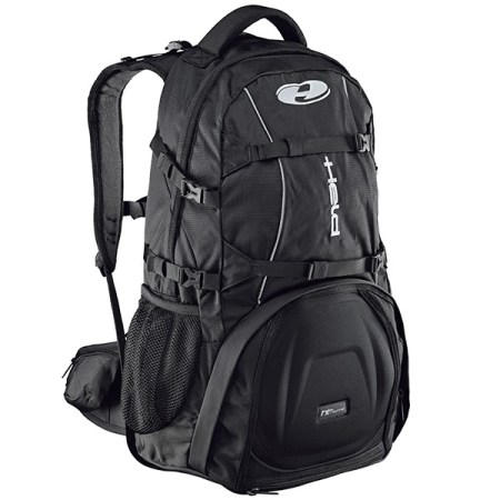 Held Adventure Evo Motorcycle Rucksack - Black