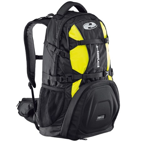 Held Adventure Evo Motorcycle Rucksack Yellow