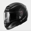 LS2 FF397 Vector Motorcycle Helmet Gloss Black