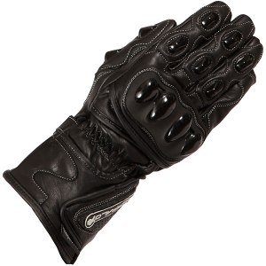Buffalo BR30 Motorcycle Gloves Black