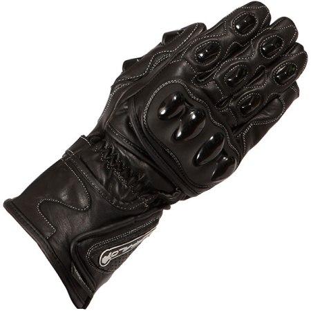 Buffalo BR30 Motorcycle Gloves - Black