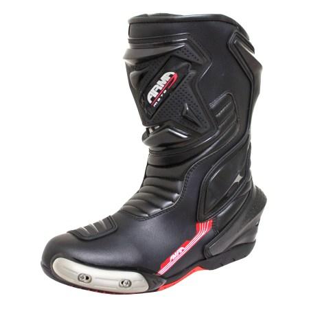 Armr Moto Motegi WP Motorcycle Boots