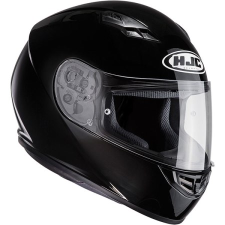 HJC CS-15 Motorcycle Helmet - Gloss Black