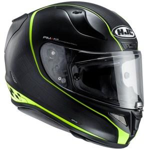 HJC RPHA 11 Riberte Motorcycle Helmet Yellow