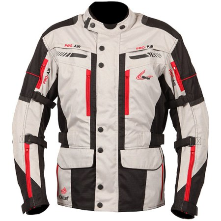 Weise Outlast Houston Motorcycle Jacket - Stone