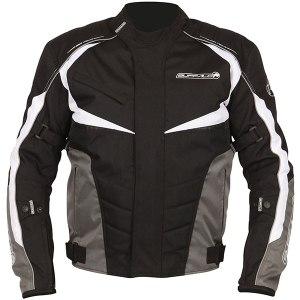 Buffalo Blitz Motorcycle Jacket Black