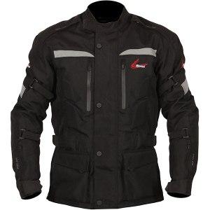 Weise Munich Motorcycle Jacket Black