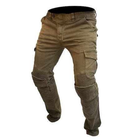 Armr Moto M7109 Aramid Motorcycle Jeans Olive