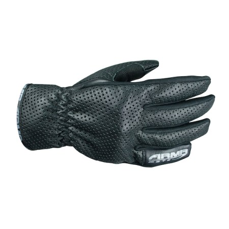 Armr Moto SHL435 Motorcycle Gloves Black