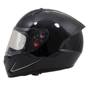 MT Stinger Motorcycle Helmet Gloss Black