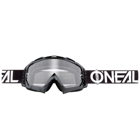 B-10 Goggle PIXEL black/white - clear