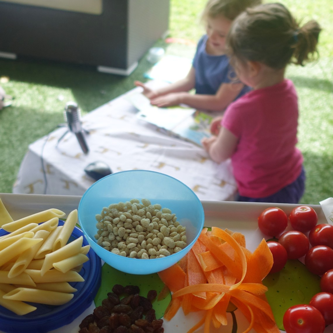 Skype Fussy Eater Play Date by Play with Food