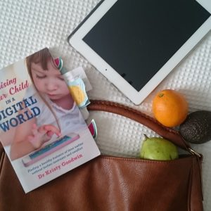 Screen Time and Happy Mealtimes