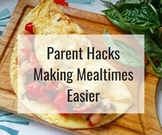 Children's Nutritionist, Simone Emery, Discusses Some Great Parent Hacks to Make Mealtimes Easier