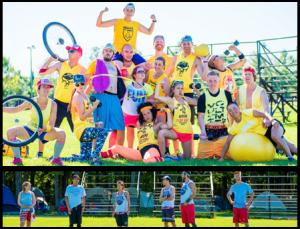 Gender Blender 2016 teams