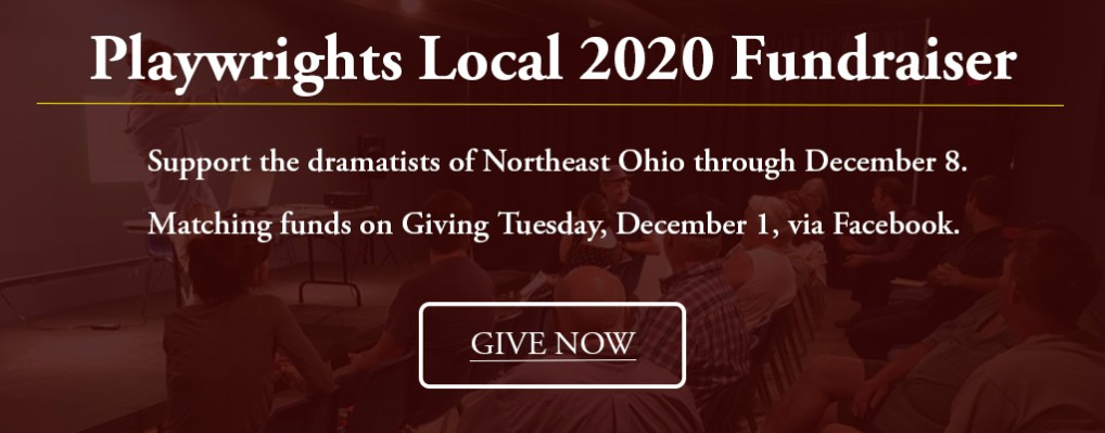 Playwrights Local Giving Tuesday