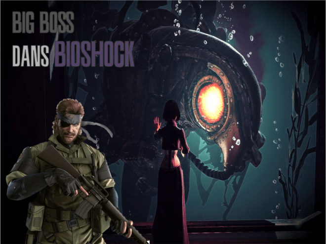 big boss bioshock