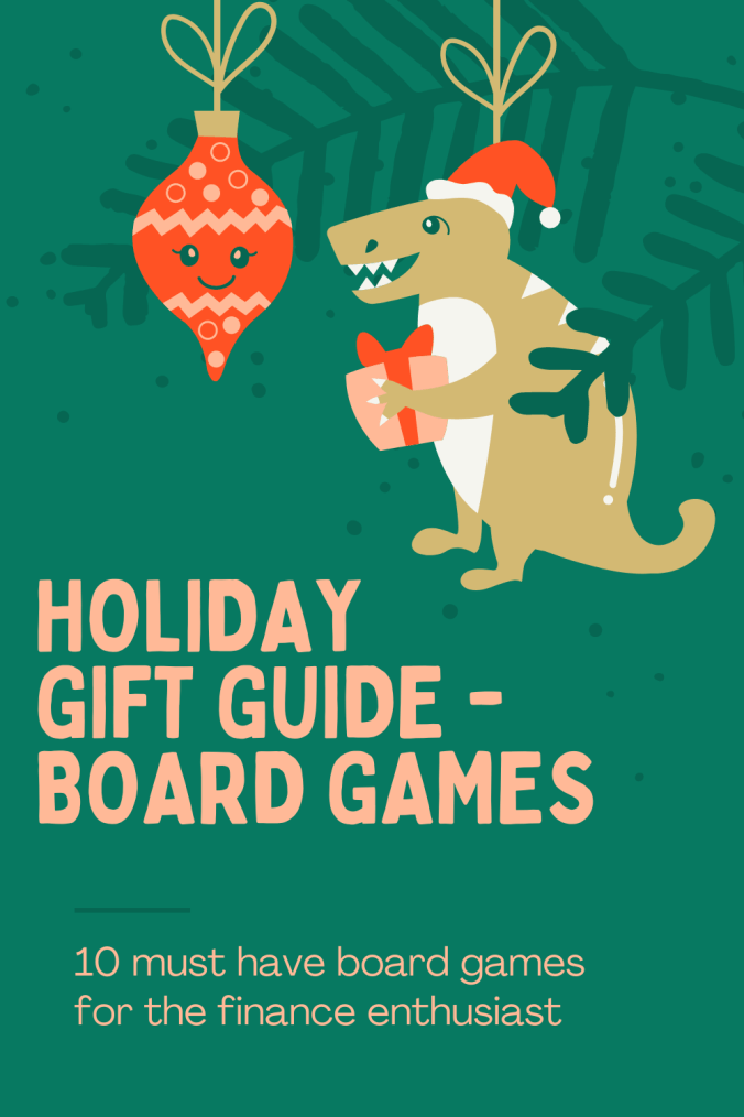 board game gift guide 2020