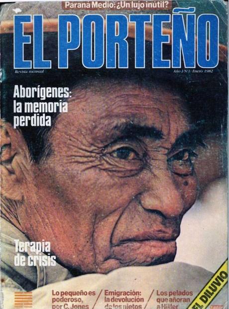 "<font color=""blue""><b><a href=""http://www.plazademayo.com/el-porteno/""> El Porteño Año 1 Nº 1 – Enero 1982 VER NÚMERO COMPLETO >></a></b></font>"