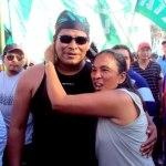 Humahuaca: aplaudiendo balas