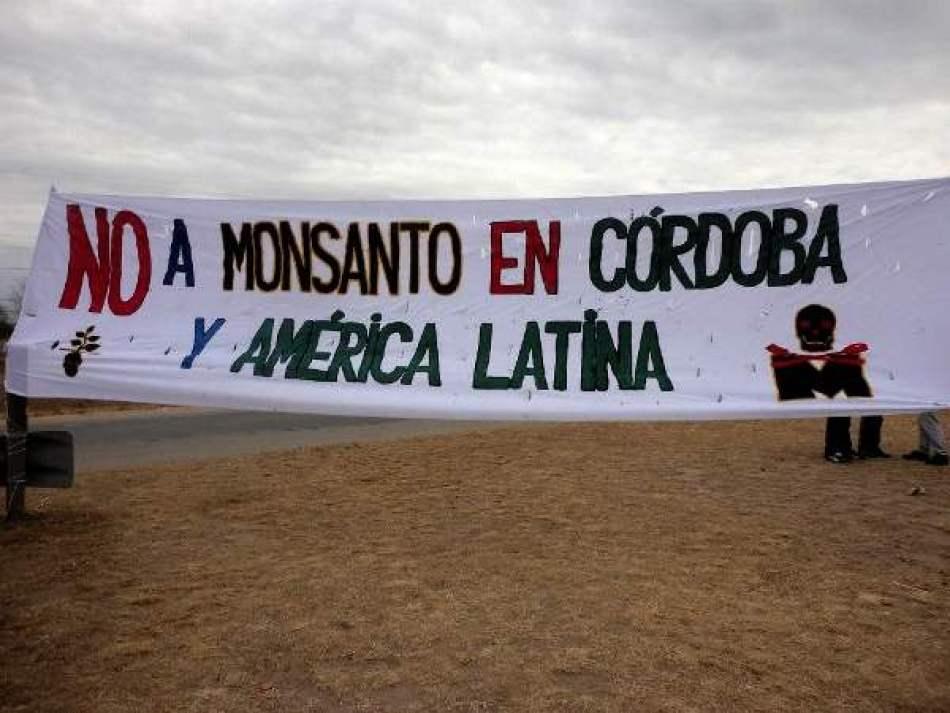 Argentina: Monsanto no se detiene