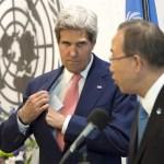 """El Secretario de Estado, John Kerry declaró que el uso de armas químicas en Siria es una """"obscenidad moral"""""""