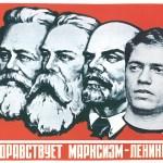 Albricias! Un ministro marxista