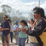 FORMOSA: patota de Insfrán ataca a wichís y estudiantes de la FUBA