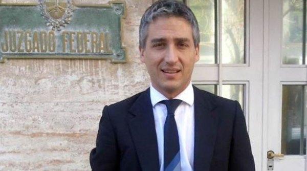 Germán Sasso, periodista de LaBrújula24.com, procesado por difundir escuchas.