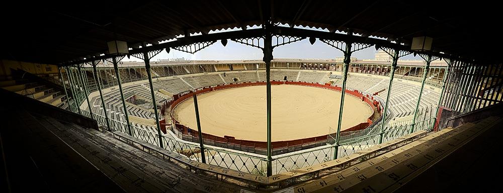 Historia  Plaza de toros de Jerez